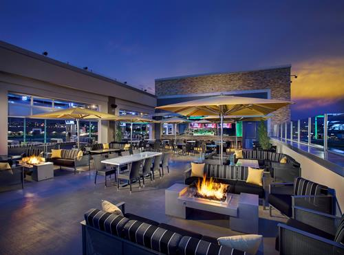 Topgolf Salt Lake City Terrace