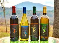 Sylvan Valley is bursting with Faeries, Frolicking Faerie Wines that is. These delightful Georgia wines may be sampled in the Wine Bar during tasting room hours.