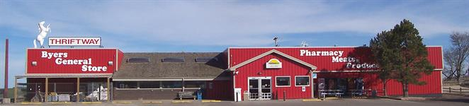 Byers General Store & Benzer Pharmacy