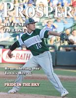July 2015 issue of Prosper Magazine