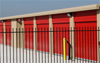 Controlled Access Gates