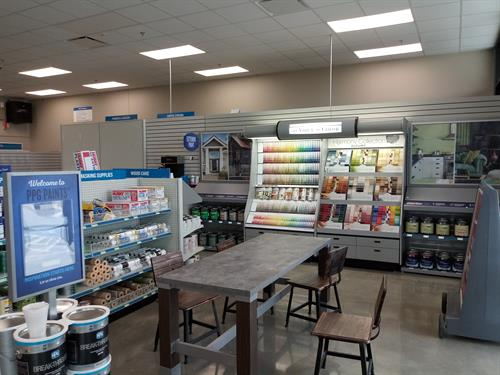 Ppg Paints Retail Store Publiclayout Prosper Chamber Of