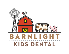 Barnlight Kids Dental Logo