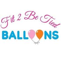 Fit 2 Be Tied Balloons - Prosper