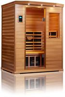 Infrared Sauna Treatement