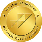 The Joint Commission Seal - Awarded only to facilities exhibiting the highest standards