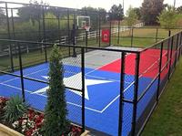 Sport Court Installation, Basketball Courts, Batting Cages, Putting Greens