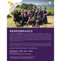 St. Christopher's Church to host Skylark Vocal Ensemble