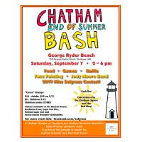 Chatham End of Summer Bash