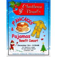 Chatham Band's Pancakes & Pajamas Benefit Concert