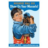 VIRTUAL Hookers Ball XIX Show Us Your Mussels!