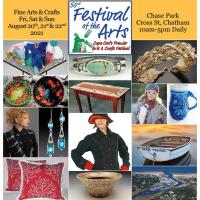 50th Festival of the Arts in Chatham presented by the Creative Arts Center
