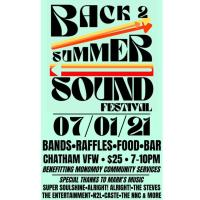 Monomoy Community Services Back 2 Summer Sound Festival
