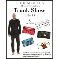 IF THE SHOE FITS BOUTIQUE  KENT STETSON TRUNK SHOW  - July 29, 2021