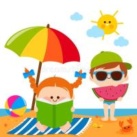 Seaside Storytime at the South Chatham Public Library