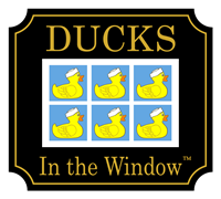 Ducks in the Window