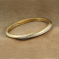 The Eternal Bangle, an heirloom that can outlast generations of wearers!