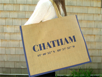 Chatham Coordinates Bag