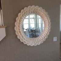 Sea Scallop Mirror