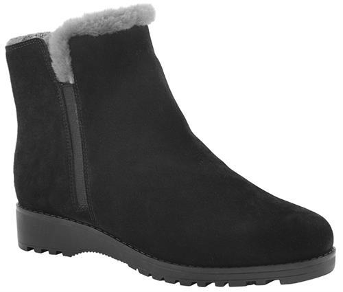 Valdinid SAGA - Black Suede Boots