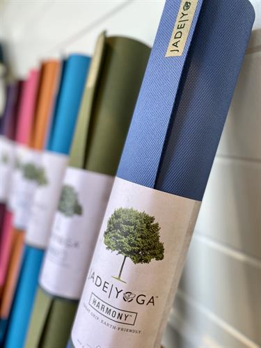 Jade Yoga Mats Perfect for Every Yogi!