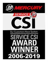 NMMA 2019 CSI Dealer Awards Nauset Marine awarded for Service