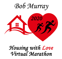 Bob Murray Housing With Love Virtual Marathon