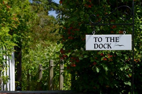 To the Dock!