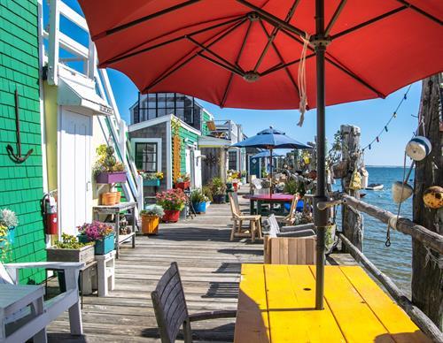 Captain Jack's Wharf, Provincetown