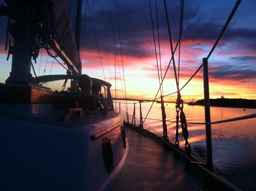 No filter needed with Cape Sailing Charters