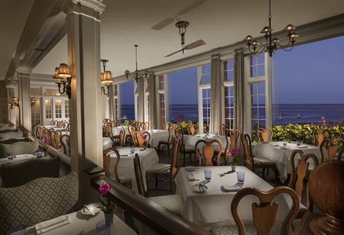STARS restaurant at Chatham Bars Inn
