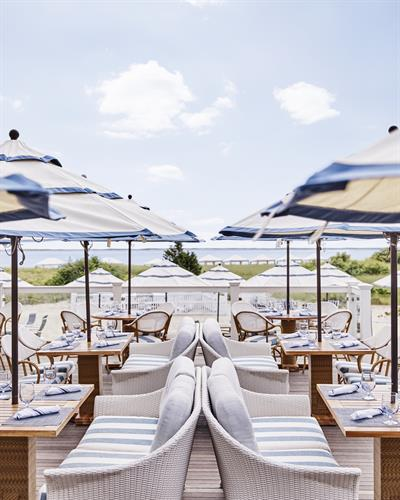 Beach House Grill restaurant