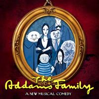 The Addams Family, A New Musical Comedy
