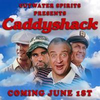Caddyshack Featuring Cutwater Spirits