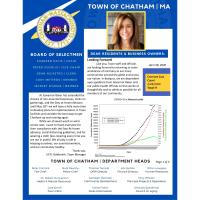 Chatham Community Update from Jill Goldsmith, Town Manager
