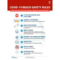 COVID-19 Beach Safety Rules