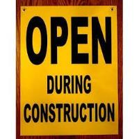 West Chatham Businesses Open During Construction