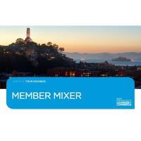 SF Chamber's Member Mixer: July 27, 2021