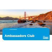 CANCELED - Ambassadors Club Meeting - September 28, 2021