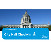 City Hall Check-In: Featuring SFMTA