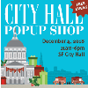 City Hall Pop-Up Shop
