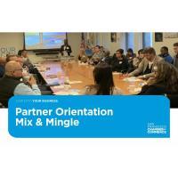 CANCELED - Partner Orientation / Mix & Mingle - March 18, 2020