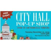 City Hall PopUp Shop