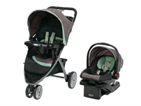 Baby Stroller & Car Seat from $15/day