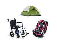 Rent baby gear, mobility and camping equipment in SF!