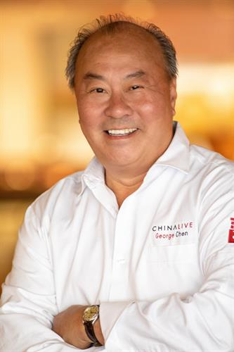Founder & Executive Chef, George Chen