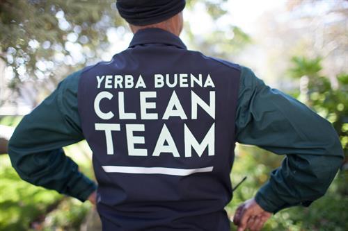 Keeping the neighborhood clean
