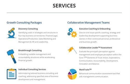 Collaboration Business Consulting Services