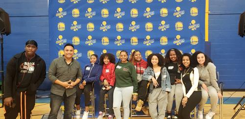 "Project Level Youth X Warriors Community ""Building Bridges Event"" 2/11/2019"
