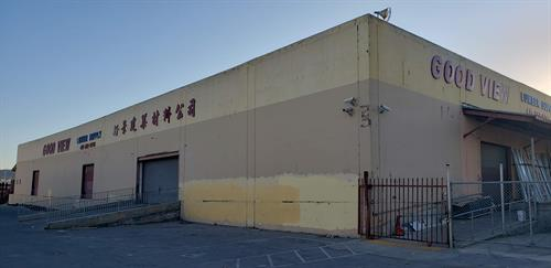 Warehouse for Lease in S.F.